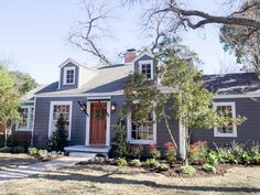 Chip and Joanna Gaines help a single foster-mom — and first-time homebuyer —update a quaint 1940 cottage, giving it a fresh and exuberant look that reflects the homeowner's personal style.