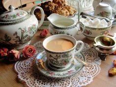 Networks of Food, specifically the English Breakfast: Tea & Coffee Perfect Cup Of Tea, Cream Tea, How To Make Tea, Coffee Cafe, Coffee Blog, Milk Tea, Tea Recipes, Vintage Tea, Afternoon Tea