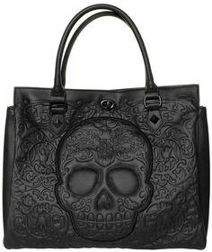 Skull purse!