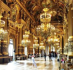History of Ballet in France : The Good Life France