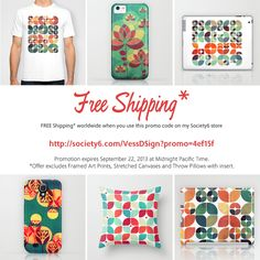 Society 6 coupon code