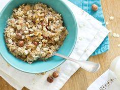 Fixes Frühstück: So mixt du dir ein Original Bircher Müsli