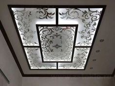 Luxury Glass Ceiling Design Ideas 47