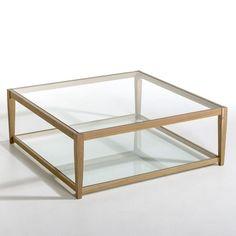 table basse vitrine table basse table