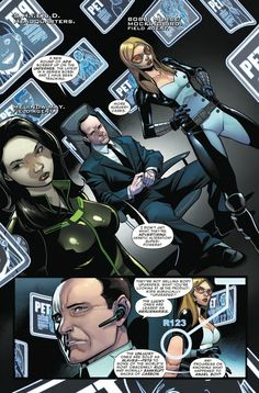 Marvel Comics Preview: Melinda May and Mockingbird Fight Surgically Modified Children in S.H.I.E.L.D. #8