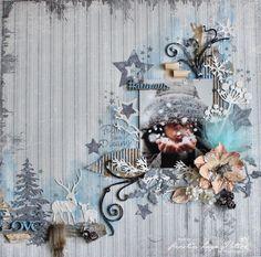 Magic Moments - Joyous Winterdays