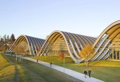 Paul Klee centre by Renzo Piano, Bern, Schweiz