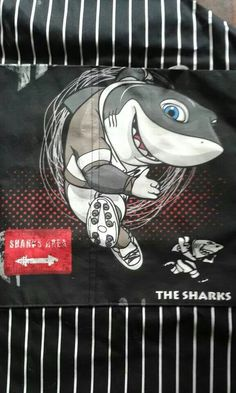 Sharkie Food Court, Sharks, Rugby, South Africa, Shark, Catering, Football