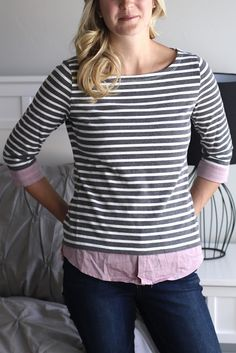 """""""It's super soft & comfortable, but completely makes me look put together."""" - @laurakeenan"""