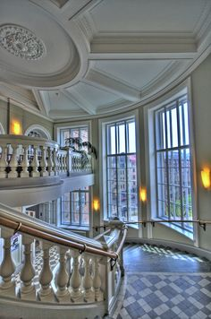 Museum of Natural History.  Helsinki, Finland