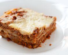 Proper lasagne