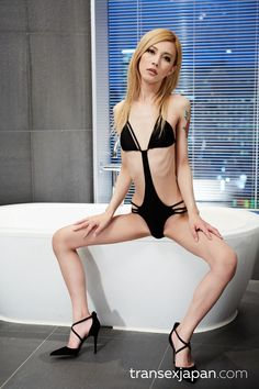 from Tyler transgender lingerie france