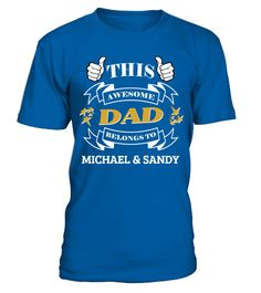 THIS AWESOME DAD BELONGS TO - father's day  father t shirts gift ideas  father t shirts funny  father t shirts website  father t shirts world  father t shirts products  father t shirts my dad  father t shirts baby shower  father t shirts etsy  father t shirts christmas gifts  father t shirts tees  father t shirts men  father t shirts kids  father t shirts mom