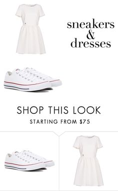 """""""white"""" by liv-pineda on Polyvore featuring Converse and Christian Dior"""