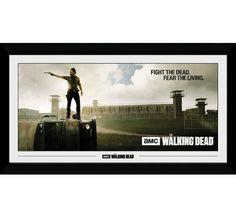 The Walking Dead Season 9 Framed Photographic Print 30.5x41cm 16x12 inches