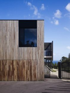 El Rancho Relaxo by Wolveridge Architects in Mt Martha, Victoria, Australia  timber cladding