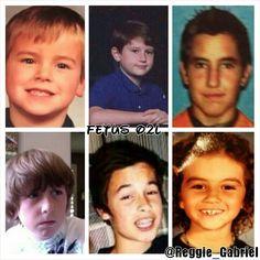 Fetus O2L- Connor Franta, Ricky Dillon, JC Caylen, Trever Moran, Kian Lawley and Sam Pottorff