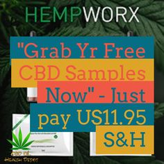12 Best CBD Free Samples images in 2019 | Free samples, Free