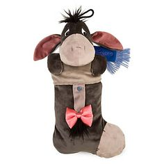 Your WDW Store - Disney Christmas Holiday Stocking - Eeyore