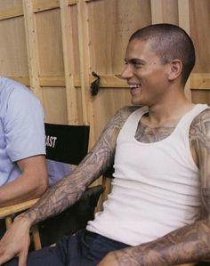One of my Fav Actor from Prison Break