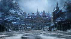 Northern City by jjpeabody on DeviantArt