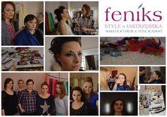 Warsztaty-makijażu-fantazyjnego-w-Akademii Photo Wall, Polaroid Film, Make Up, Color, Style, Swag, Photograph, Colour, Makeup