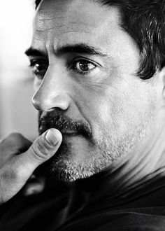 Robert Downey Jr. Inspo for K.