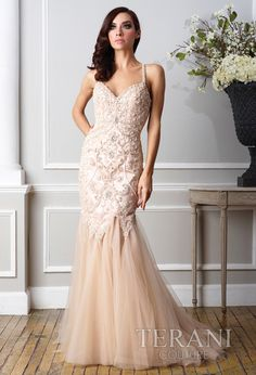 Terani Couture Evening dress GL1028 - Dresses❤ - Pinterest ...