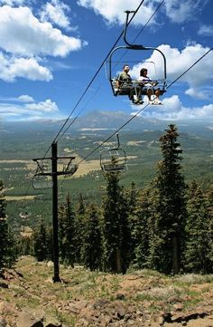 Flagstaff - Arizona Snowbowl. Snowbowl uses reclaimed water to make artificial snow which has caused controversy in the community due to its status as a sacred mountain to the native people.