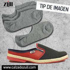 #Tip Si no te gusta utilizar zapatos sin calcetines, unos cortos son la solución perfecta, ni siquiera se notarán.
