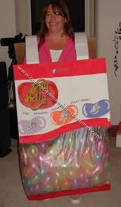 Jelly belly balloon