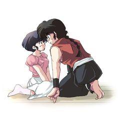 Ranma & Akane by ○島