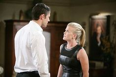Sami kicks EJ out of her bed! #DAYS