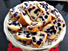 Share this post!Nanny's Blueberry Bundt Cake is a delicious soft cake bursting with blueberries. Easy to make and always a family favorite! Nanny's been busy again making her famous Blueberry Bundt Cake. It's always a hit with the family and often, Nanny will make two at a time because one never lasts long enough! The...Read More »