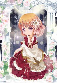 Kawaii Chibi, Anime Chibi, Kawaii Anime, Anime Figures, Anime Characters, Cocoppa Play, Retro Pop, Star Girl, Kawaii Wallpaper