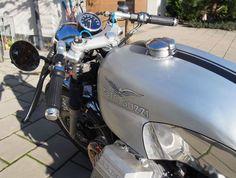 Moto Guzzi LeMans III Cafe Racer - Tank