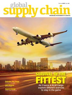 Global Supply Chain February 2015 Issue  supply chain management, logistics and supply chain segmentation
