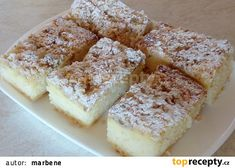 Krispie Treats, Rice Krispies, Slovak Recipes, Kefir, French Toast, Grilling, Easy Meals, Easy Recipes, Food And Drink