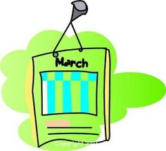 !¡  March Hello March, Peace, Sobriety, World