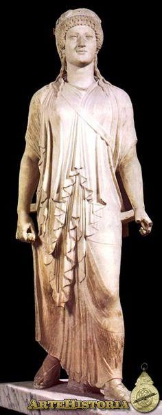 Artemis     1st C. BCE: Museo Arqueológico de Nápole : Roma