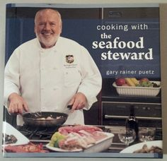 Make an #Offer >> #Seafood #Foodie #Cooking w/Steward #Books Easy #Entertaining Meals 👩🏻🍳