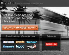 TopGuest to blend FourSquare, Facebook check-in with hotel rewards