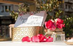 Urban Chic Wedding • Protaseis Gamou www.protaseisgamou.gr Urban Chic, Chic Wedding, Real Weddings, Gift Wrapping, Table Decorations, Party, Gifts, Gift Wrapping Paper, Presents