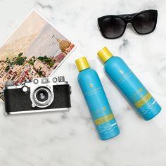 Protege tu cabello con la linea Sun & Surf de Macadamia Natural Oil.