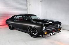 Twin-Supercharged 572ci Merlin big-block Chevy Nova