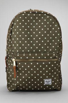 Herschel Supply Co. Polka Dot Settlement Backpack