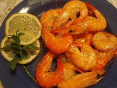 Cookie Recipes, Shrimp, Healthy Recipes, Healthy Food, Meat, Baking, Foods, Cookies, Essen