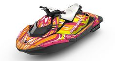 Lazer | Sea-Doo Spark Graphics - Officially Licensed