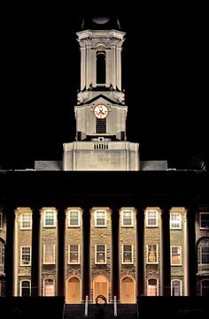 PENN STATE – CAMPUS – old main