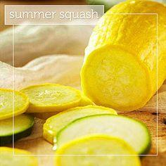 Summer Squash and grilled herb zucchini recipe